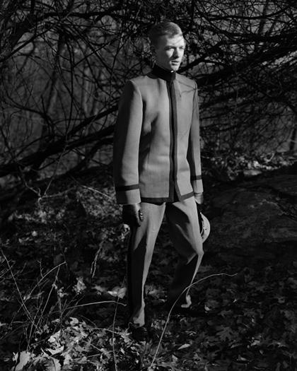 Kristine Potter, The Grey Line