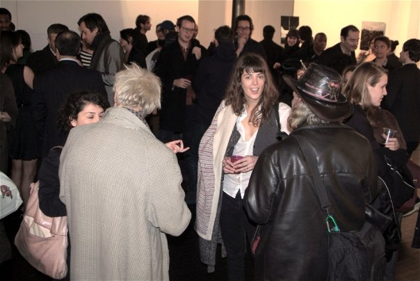 Matter and Memory, Night of the Opening