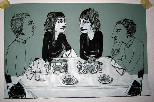 Davide Brace e Arianna Vairo, Comer, 2010