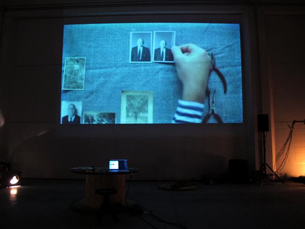 Zootropio 5/6-11-2011 – canecapovolto, 'L'ultimo luogo comune', video hd, 27'08'', 2011.