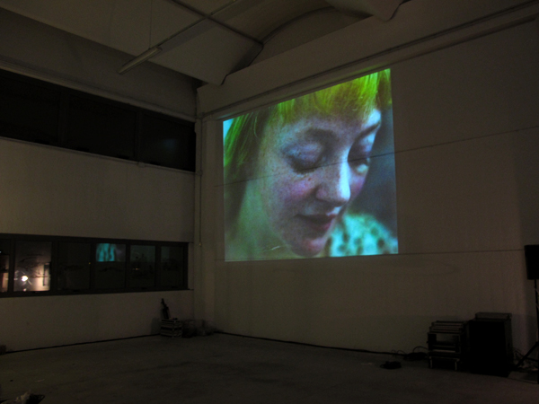 Zootropio 5/6-11-2011 – Matilde Soligno, 'Engrammi (I Remember You Well)', video installazione, 2011.