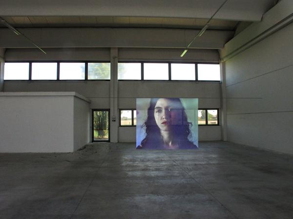 Zootropio – Vênus et Milö, rendering del progetto installativo, 2011.