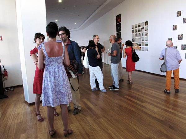 Inaugurazione di Senza Titolo a cura di Luca Panaro a Marche Centro d'Arte