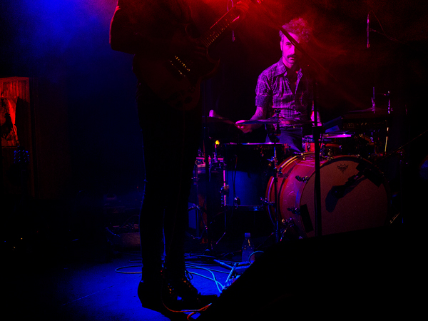Melampus, Ode Road album launch, Locomotiv Club
