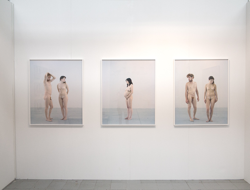 Matilde Soligno, Luca Panaro, MIA 2014 Milano