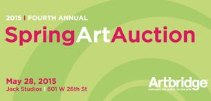 ArtBridge spring art Auction-2015