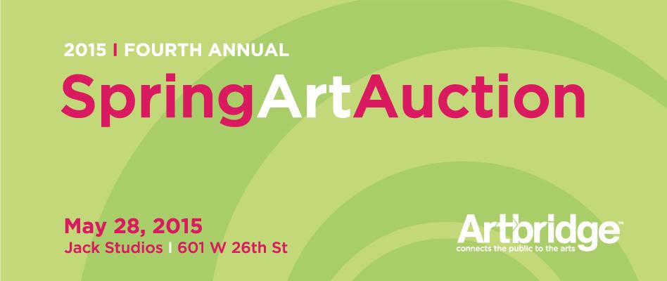 ArtBridge art Auction 2015